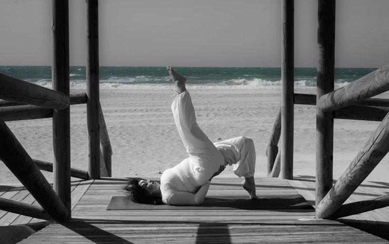 Tipos de posturas de yoga