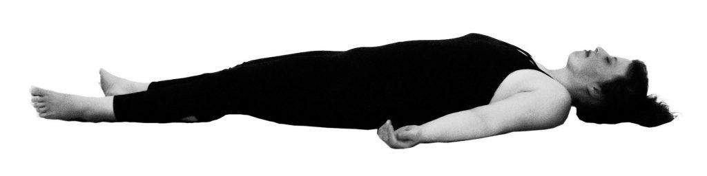 Savasana, postura del cadaver